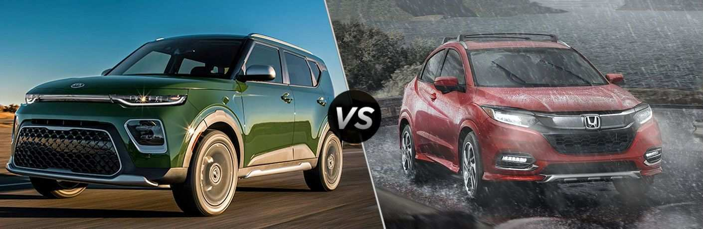 83 The Best 2020 Kia Soul Vs Honda Hrv Wallpaper