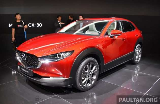 83 The Best 2020 Mazda Cx 30 Price Price