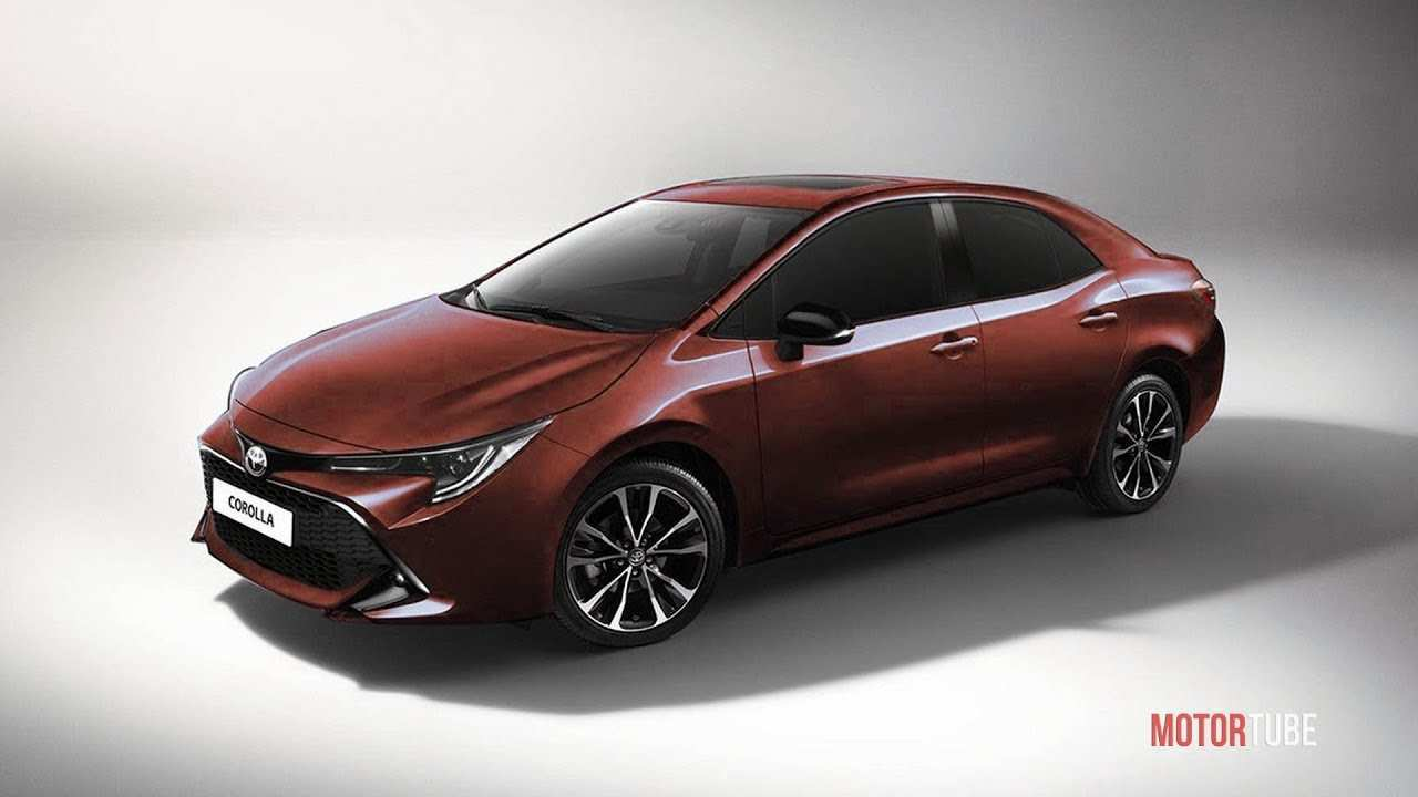 83 The Best Toyota Altis 2020 Thailand Redesign And Concept