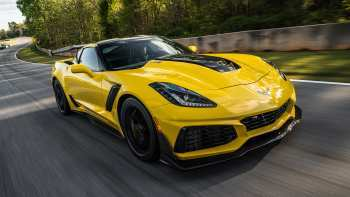 84 A 2019 Chevrolet Corvette Zr1 Performance And New Engine