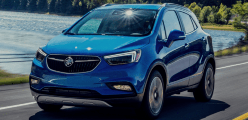 84 A 2020 Buick Encore Specs Redesign And Concept