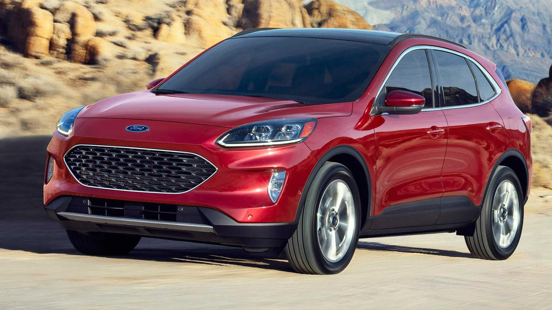 84 A 2020 Ford Crossover Specs