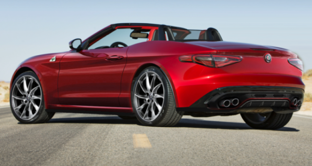 84 A Alfa Spider 2020 Pricing