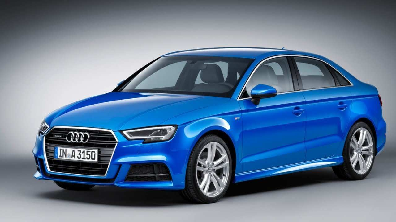84 A New 2019 Audi A3 Research New