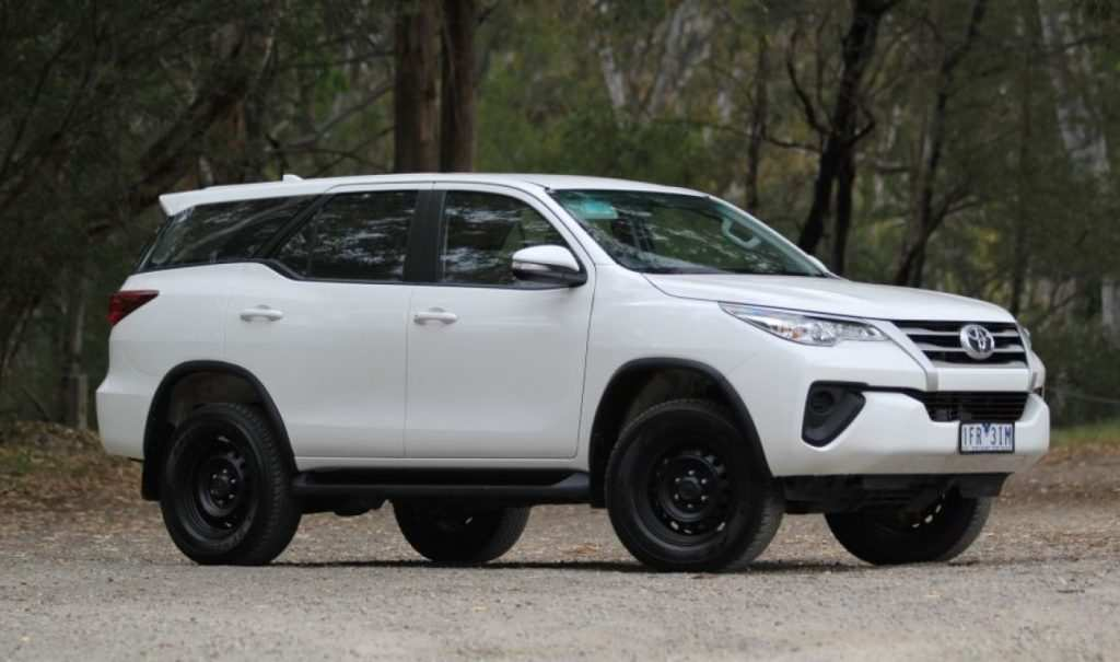 84 A Toyota Fortuner 2020 India Redesign And Concept