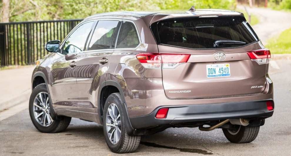 84 A Toyota Highlander 2020 Release Date Configurations