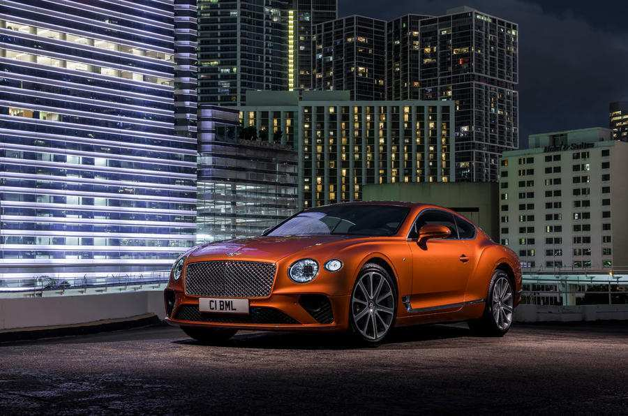84 All New 2019 Bentley Continental Gt V8 Engine