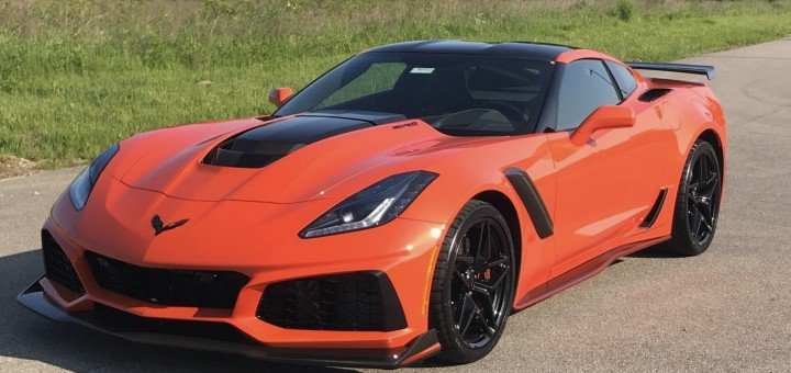 84 All New 2019 Chevrolet Corvette Price Concept