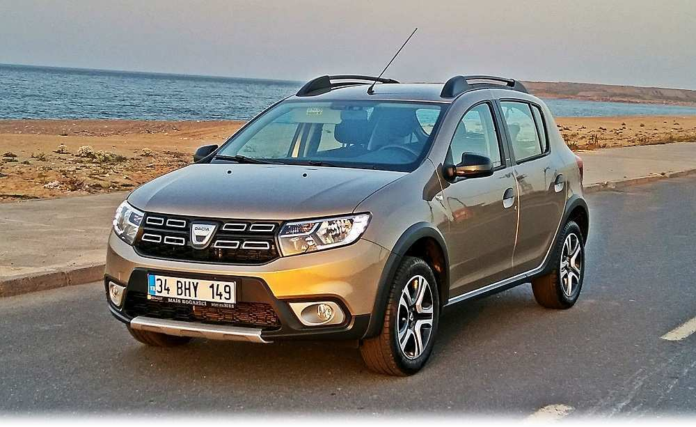 84 All New 2019 Dacia Sandero Stepway Review And Release Date