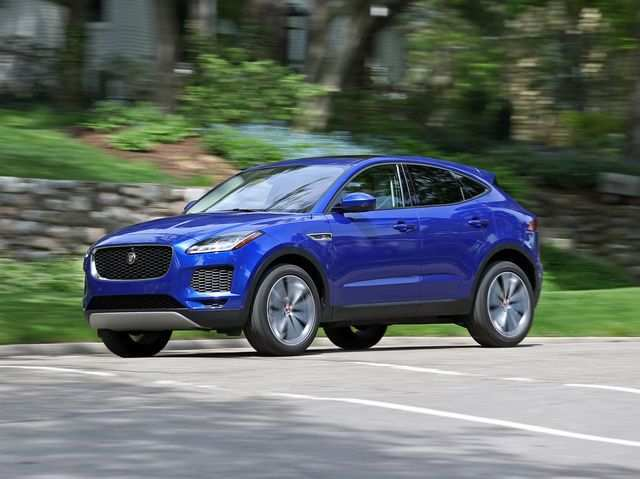 84 All New 2019 Jaguar E Pace Price Price And Review