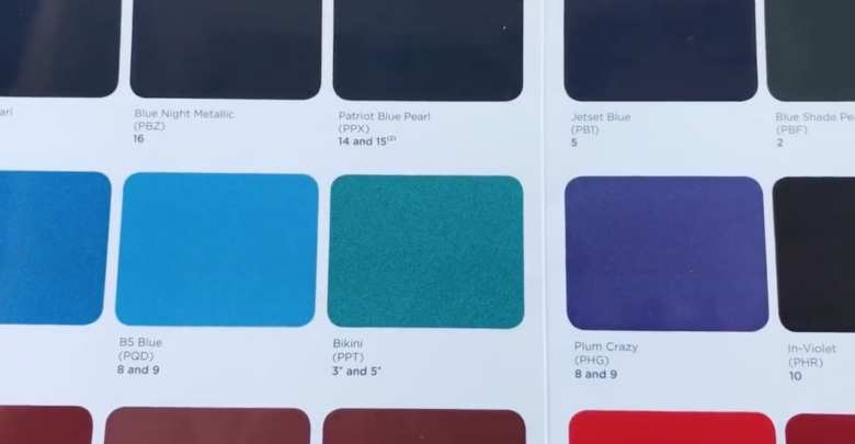 84 All New 2019 Jeep Paint Colors Review