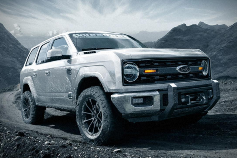 84 All New 2020 Ford Bronco Hp Concept
