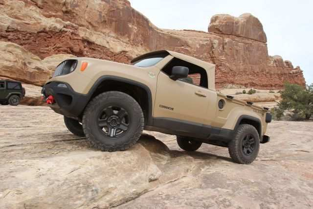 84 All New Jeep Comanche 2020 Rumors