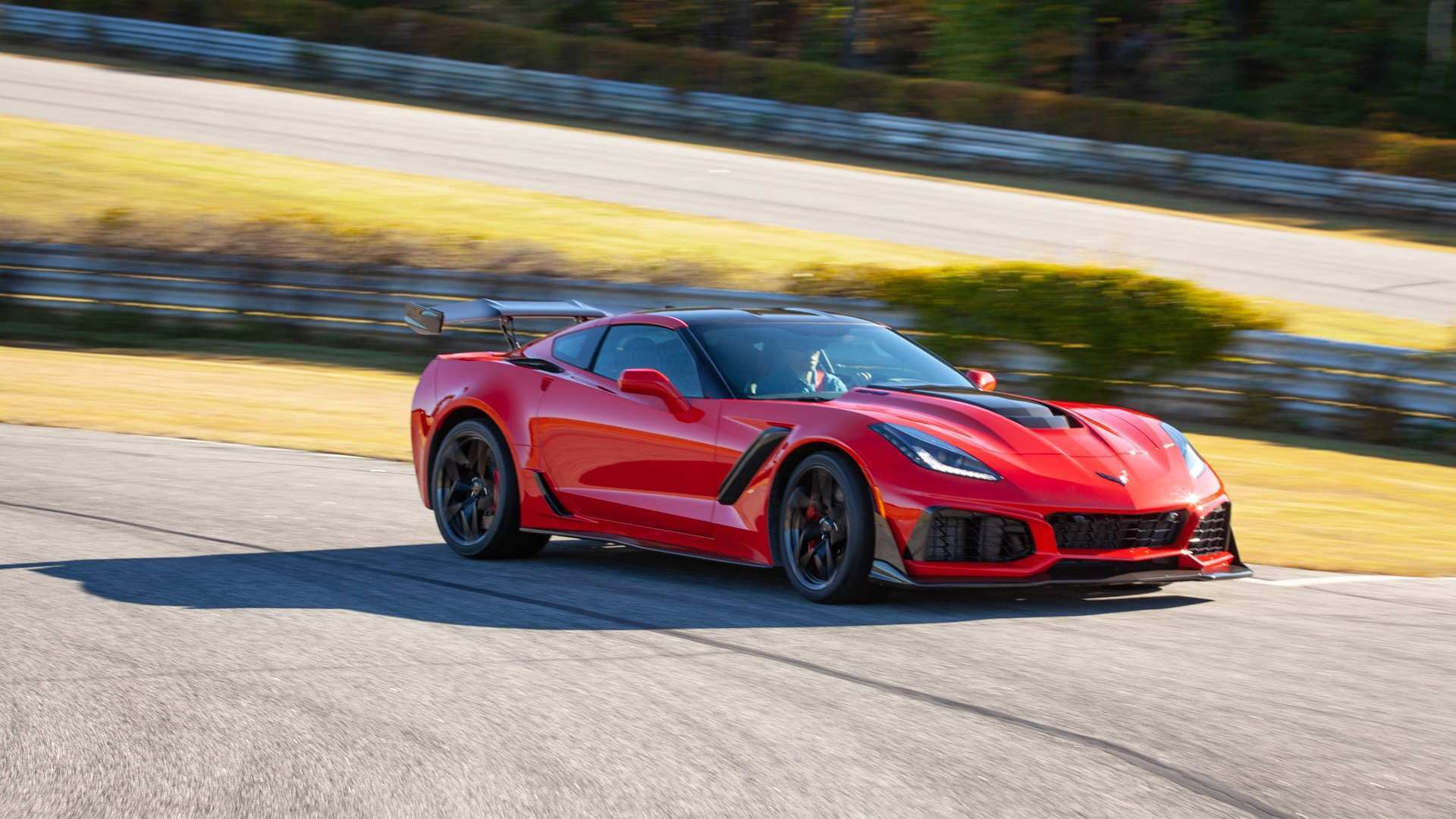 84 Best 2019 Chevrolet Corvette Zr1 Concept And Review