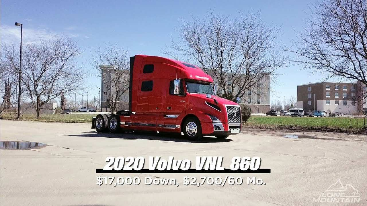 84 Best 2020 Volvo Vnl 860 Globetrotter Xl Configurations
