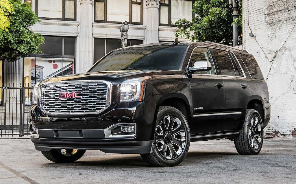 84 Best Gmc Denali 2020 Release Date And Concept