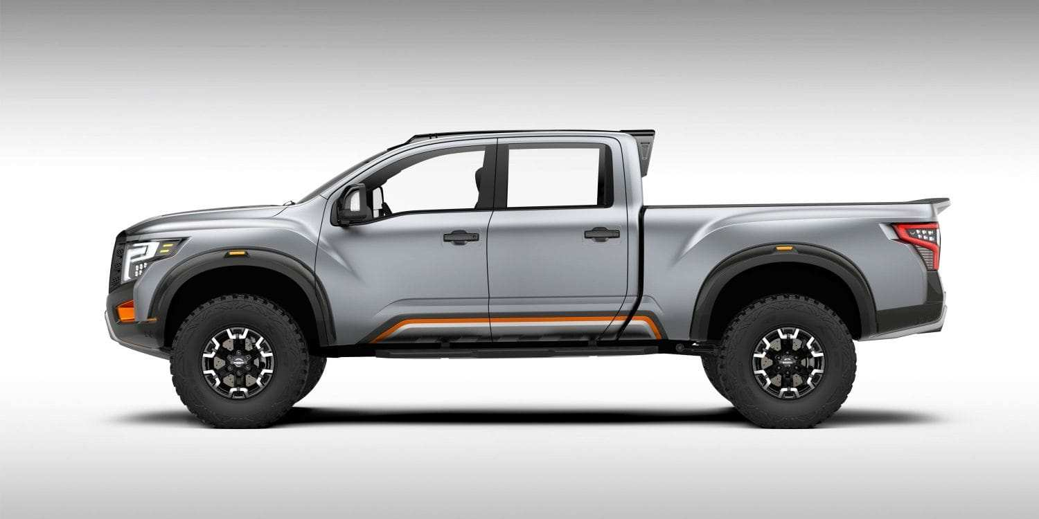 84 Best Nissan Titan Xd 2020 Redesign And Concept