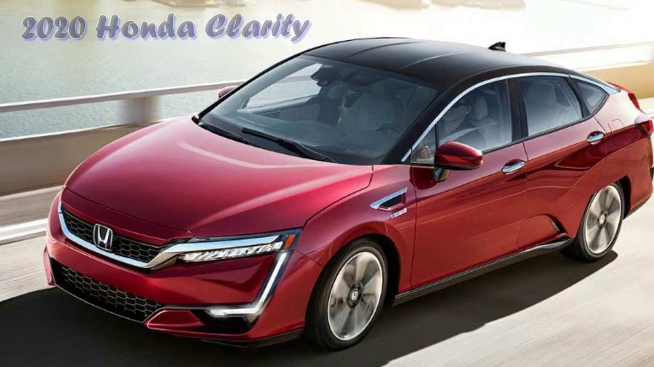 84 New 2020 Honda Clarity Plug In Hybrid Picture