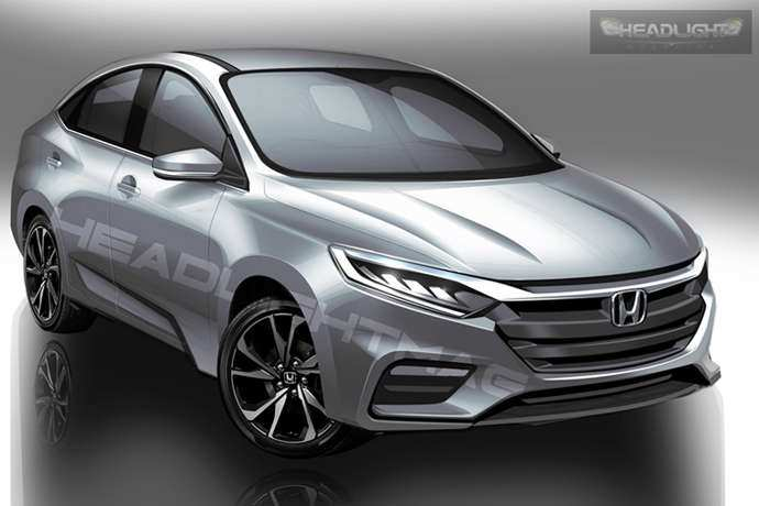 84 New Honda City Next Generation 2020 Spesification