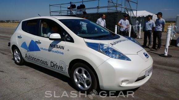 84 New Nissan 2020 Self Driving Cars Review And Release Date