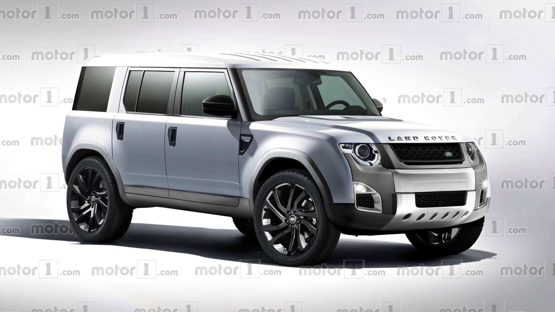 84 The 2019 Land Rover Lineup Style