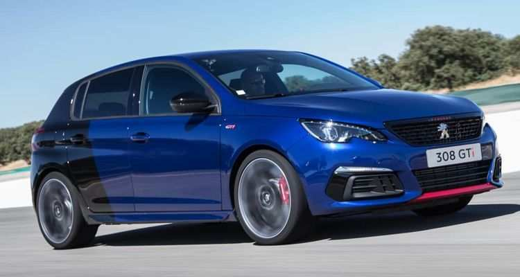 84 The 2019 Peugeot 308 Gti Review