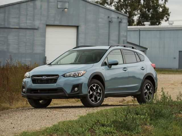 84 The 2019 Subaru Crossover Overview