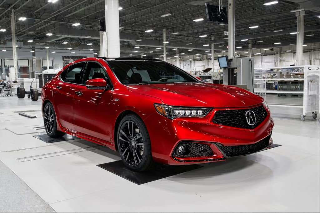 84 The 2020 Acura Lineup Performance