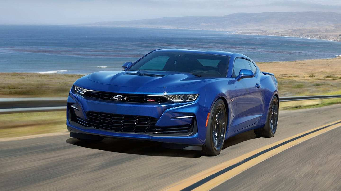 84 The 2020 Chevrolet Camaro Zl1 Release Date