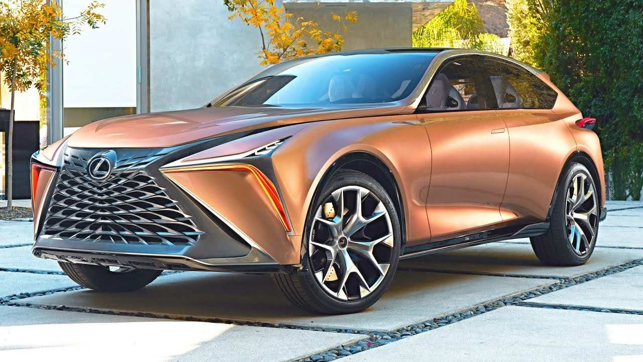 84 The 2020 Lexus Lf1 New Review