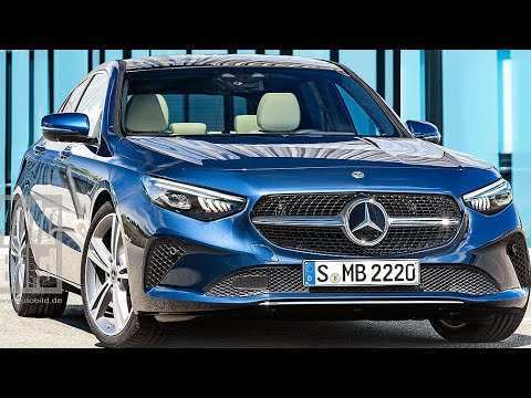 84 The 2020 Mercedes C Class Model