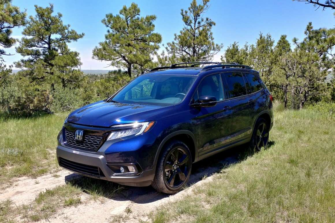 84 The Best 2019 Honda Passport Reviews Price Design And Review