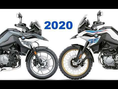 84 The Best Bmw F750Gs 2020 Release