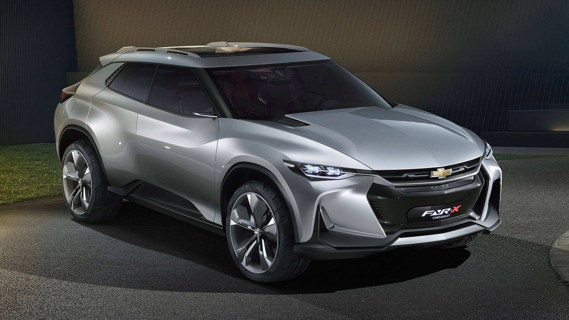 84 The Best Chevrolet Suv 2020 Exterior