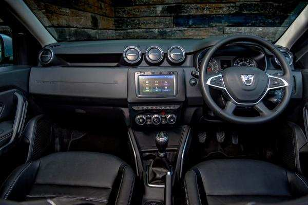 84 The Best Dacia Duster 2019 Interior Style