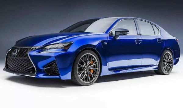 84 The Best Lexus Gs F 2020 Release