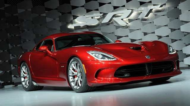 84 The Best New Dodge Viper 2020 Price