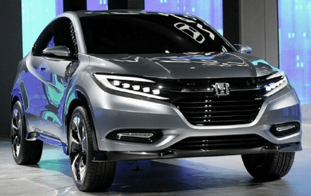 84 The Honda Hrv 2020 Redesign Price Design And Review