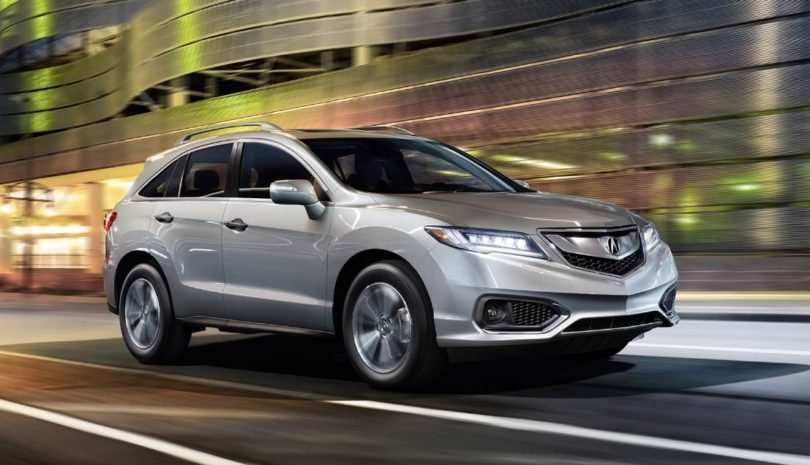 85 A 2019 Acura Rdx Release Date Redesign And Concept