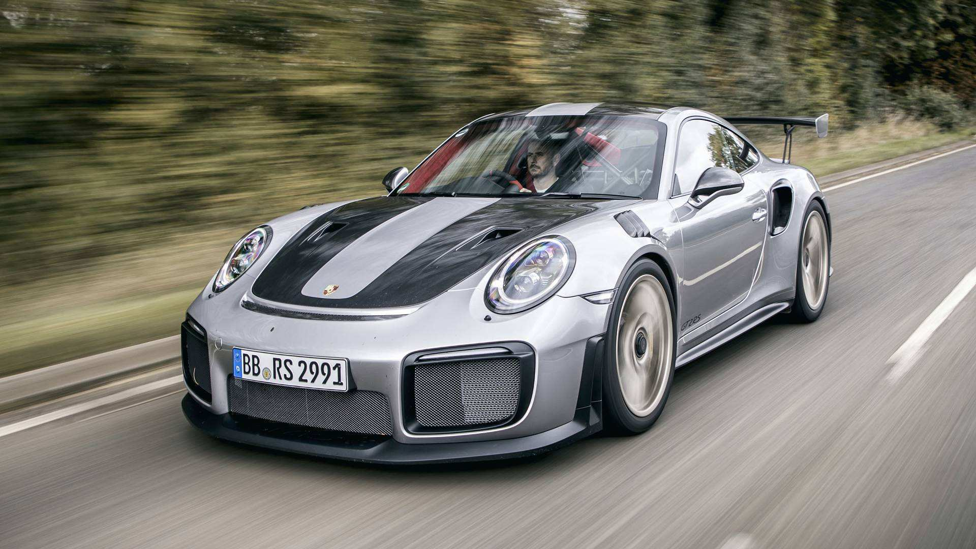 85 A 2019 Porsche Gt2 Rs For Sale History