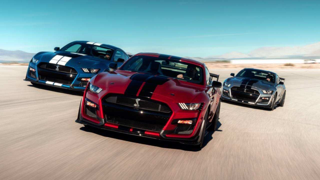 85 A 2020 Ford Shelby Gt500 Price Spesification