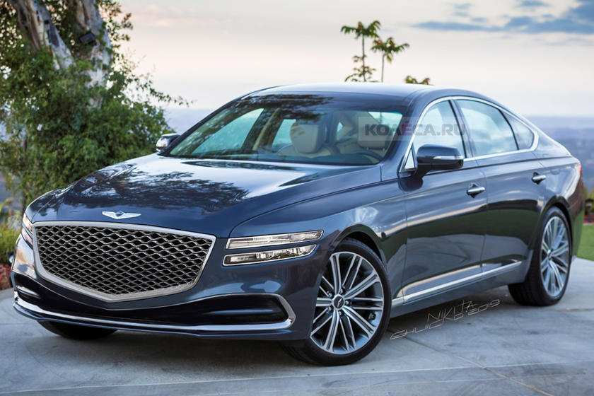 85 A 2020 Genesis Price Design And Review