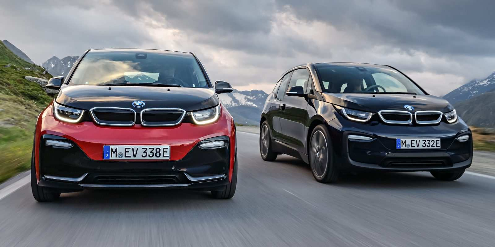 85 A Bmw I3 New Model 2020 First Drive