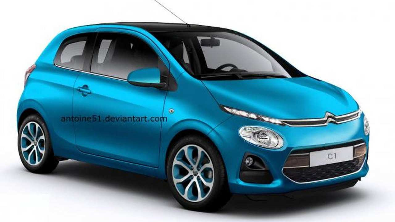 85 A Citroen C1 2020 Price Design And Review