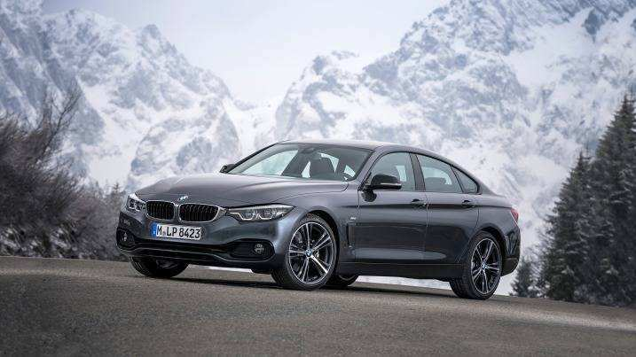 85 All New 2019 Bmw 4 Series New Review