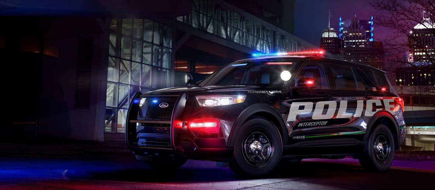 85 All New 2019 Ford Interceptor Suv Rumors