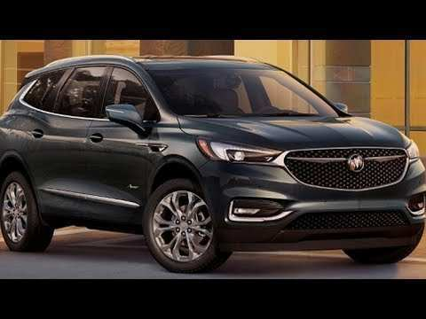 85 All New 2020 Buick Enclave Interior Performance
