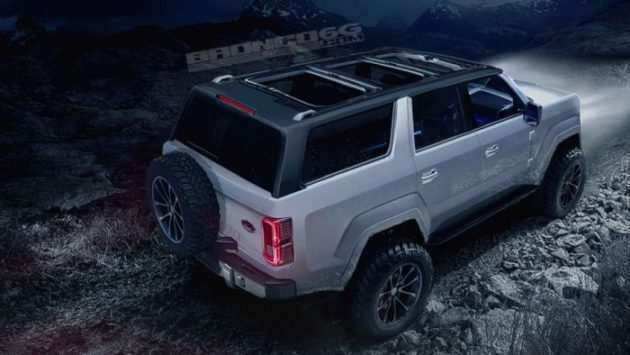 85 All New 2020 Ford Bronco Interior Price And Release Date