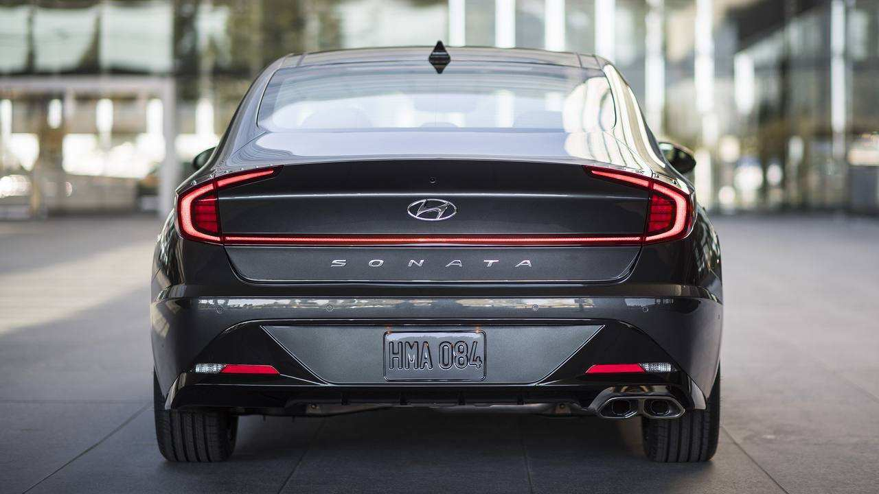 85 All New Hyundai Sonata 2020 Price In India Configurations
