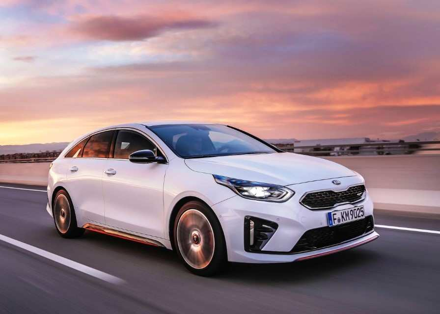 85 All New Kia Proceed 2020 New Model And Performance